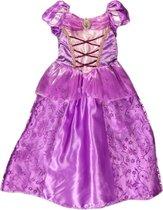 Rapunzel jurk Disney Rapunsel prinsessenjurk