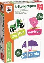 Ik Leer Lettergrepen - Educatief Spel