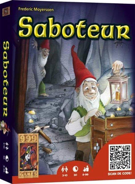Saboteur - Kaartspel - 999 Games