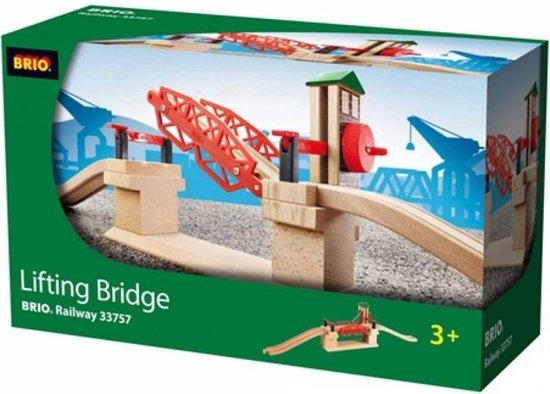 BRIO Ophaalbrug 33757   Speelgoed, Jeugdherinneringen