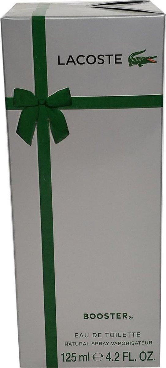 Lacoste Booster - 125 ml - Eau De Toilette - Lacoste