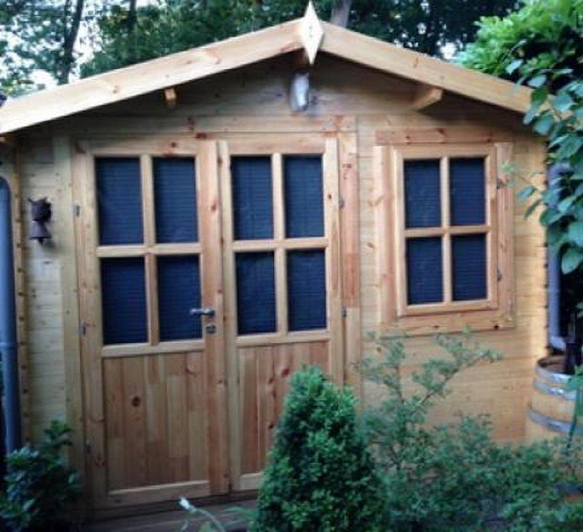 Intergard Houten tuinhuis blokhut Suffolk 300x200cm