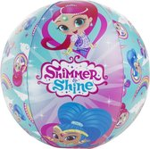 Shimmer Shine strandbal Beach Ball - 45 cm groot