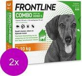 Frontline Combo Spot On 1 Small Hond Small - Anti vlooien en tekenmiddel - 2 x 3 pip