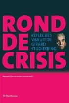 Boek cover Rond de crisis van