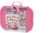 L.O.L. Surprise Fashion Show Carrying Case - Roze Draagkoffer - 4-in-1-speelset en koffer