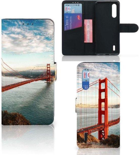 Xiaomi Mi 9 Lite Flip Cover Golden Gate Bridge