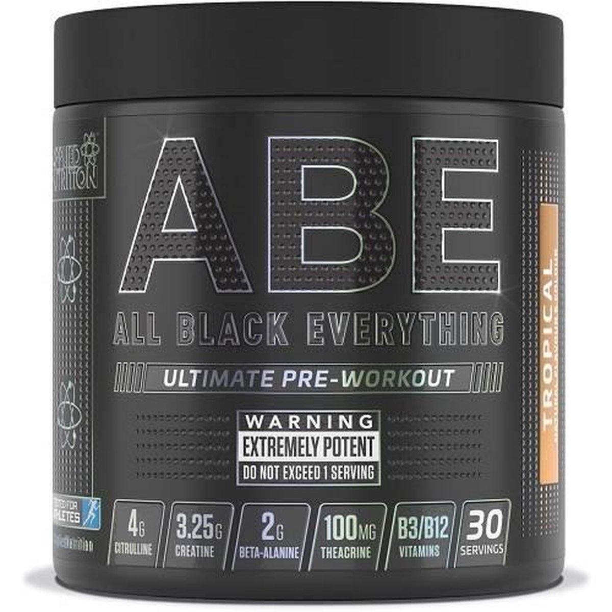 Applied Nutrition - ABE Ultimate Pre-Workout - 315 g - Tropical Smaak - 30 servings