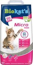 Biokat's Micro Fresh Zomergeur - Kattenbakvulling