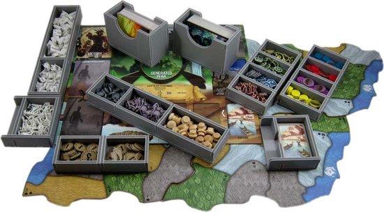 Thumbnail van een extra afbeelding van het spel Spirit Island: Insert (Folded Space)