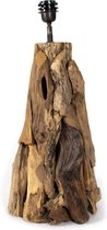 Houten Tafellamp San Remo medium - Teak hout - Tall Men Standing