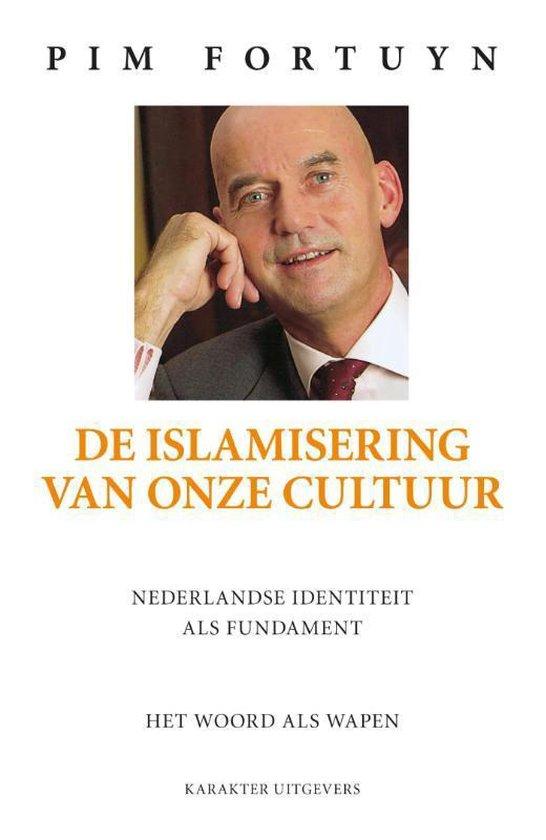 Boek cover De islamisering van onze cultuur van Pim Fortuyn (Paperback)