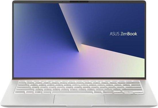 ASUS ZenBook 14 UM433DA-A5019T Silver Notebook 35,6 cm (14'') 1920 x 1080 Pixels AMD Ryzen 5 8 GB DDR4-SDRAM 512 GB SSD Wi-Fi 5 (802.11ac) Windows 10 Home