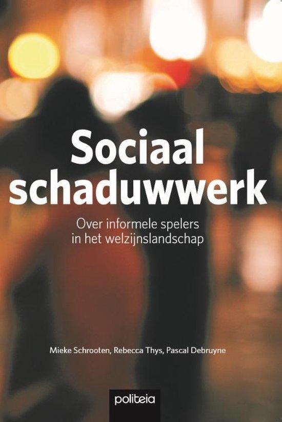 Sociaal schaduwwerk - Mieke Schrooten |