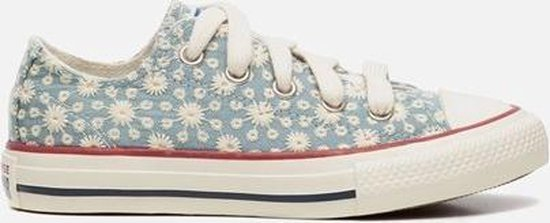 Converse Chuck Taylor All Star OX Low Top sneakers blauw Maat 32