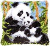 Panda's Knoopkussen pakket