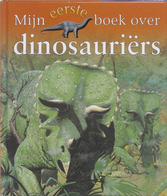 Mijn Eerste Boek Over Dinosauriers - Christopher Maynard pdf epub