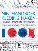 Mini handboek kleding maken. Een praktische gids voor beginners