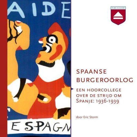Spaanse Burgeroorlog - Eric Storm  