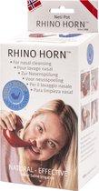 Rhino Horn - Neusspoeler (rood) - 1 stuk