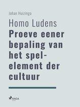 Homo Ludens. Proeve eener bepaling van het spel-element der cultuur