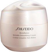 Shiseido Benefiance Wrinkle Smoothing Cream Dag- en nachtcrème 75 ml