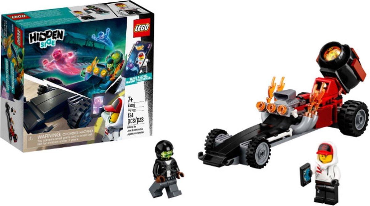 LEGO Hidden Side Drag Racer 40408