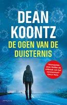 Boek cover De ogen van de duisternis van Dean Koontz (Onbekend)