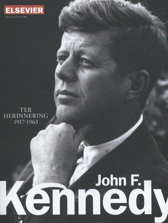 Ter herinnering 1917-1963 John F. Kennedy - Rik Kuethe |