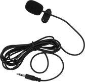 Vigos Lavalier Microfoon - Geluidsopname - 3.5mm - Clip - Clip-On - Laptop - PC - Windows - Camera