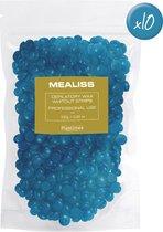 Wax ontharen - MEALISS® 1 KG hypoallergene wax - 70 houten spatels - 100ml olie