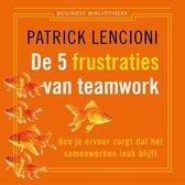 De 5 frustraties van teamwork
