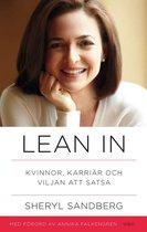 Lean in : Kvinnor, karriär och viljan att satsa