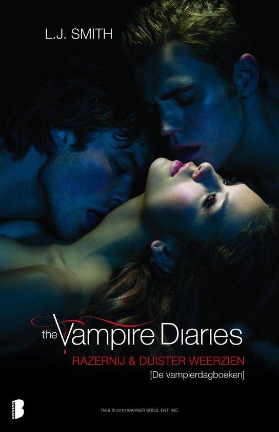 Vampire diaries - Razernij & Duister weerzien - L.J. Smith pdf epub