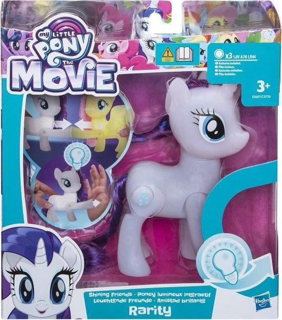Hasbro My Little Pony - Rarity - 13cm - Nachtlampje