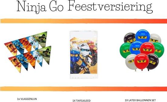 Lego Ninjago Feestversiering