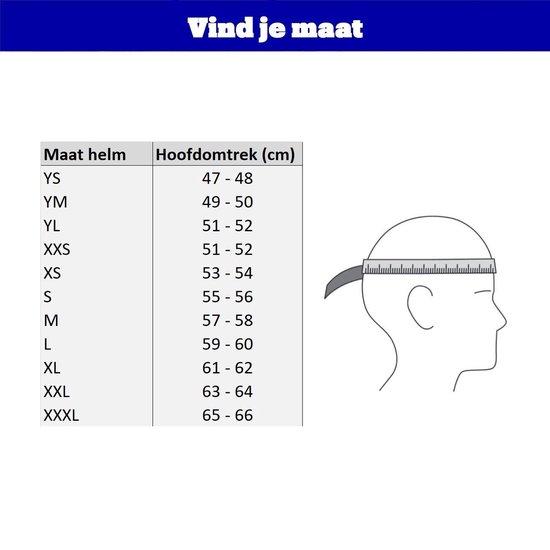 Vinz Integraalhelm - Mat Zwart-Small