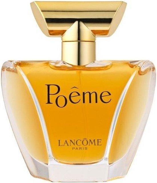 Lancôme Poême 100 ml Eau de Parfum Damesparfum