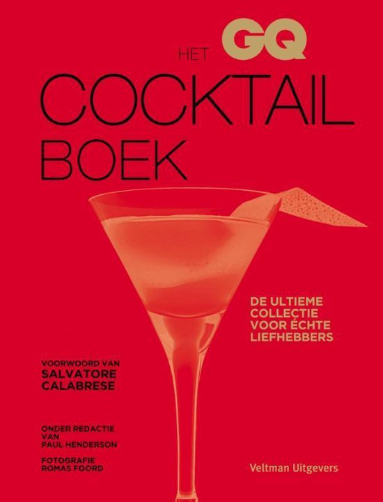 Het GQ cocktailboek - none |
