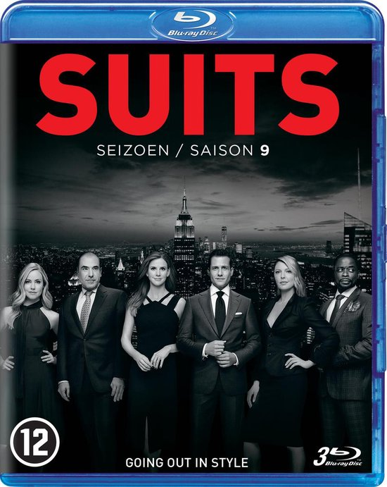 Suits - Seizoen 9 (Blu-ray)