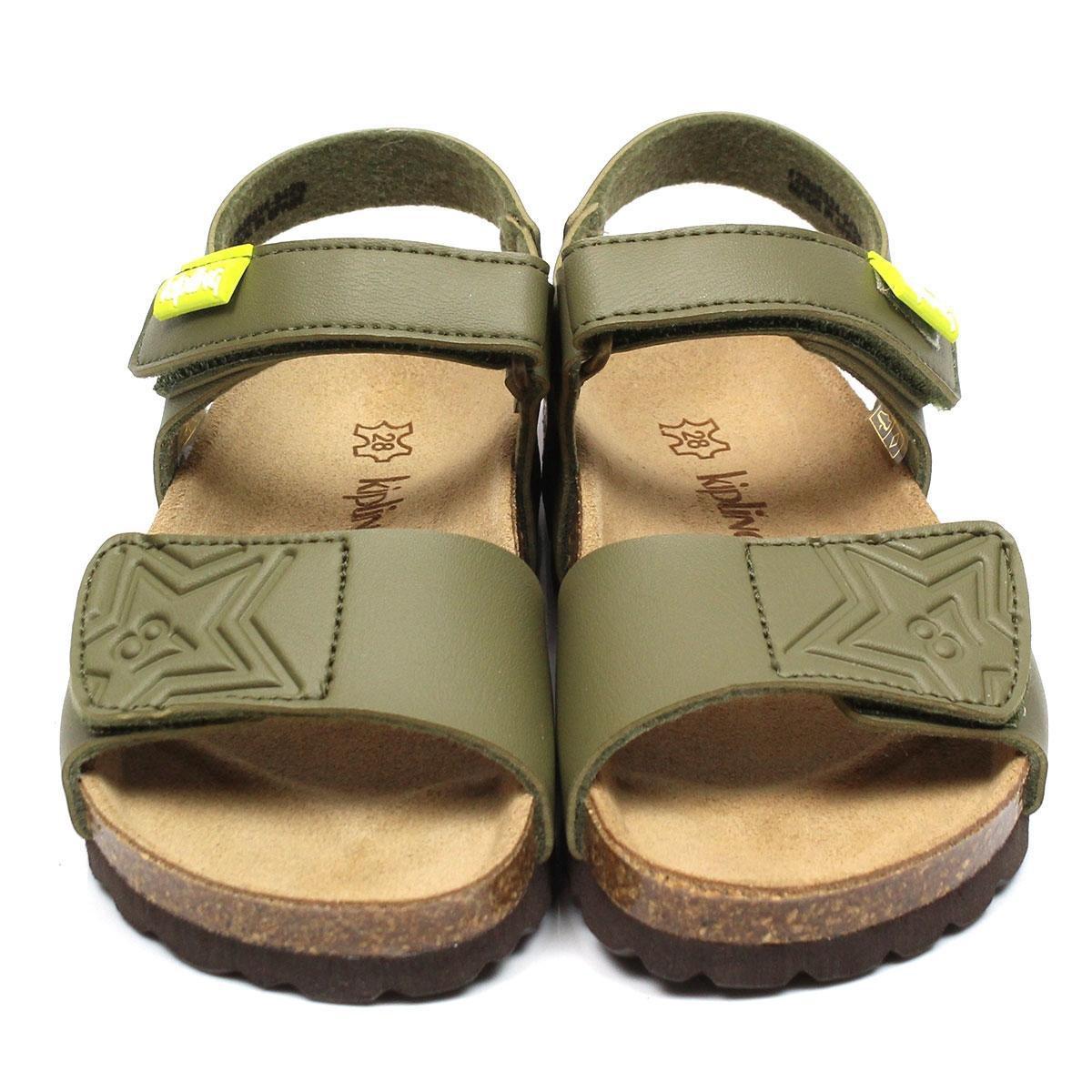 Kipling GUY jongens sandaal groen, ,28