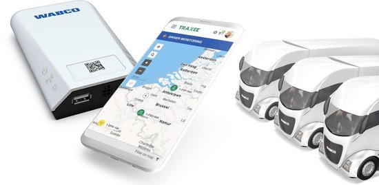 Wabco Traxee Fleet Management Systeem