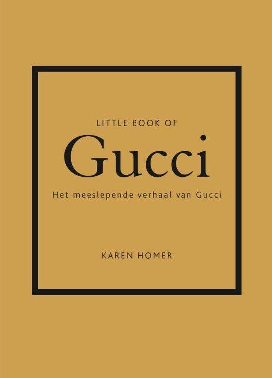 Little book of Gucci - Karen Homer  
