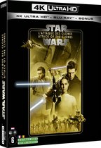 Star Wars Episode II: Attack of the Clones (4K Ultra HD Blu-ray) (Import zonder NL)