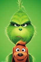 GBeye The Grinch Grinch and Max Poster 61x91,5cm