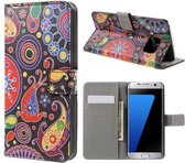 Samsung Galaxy S7 Edge Hoesje Vormen, G935