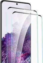 Samsung Galaxy S20 Ultra Screenprotector - Tempered Glas - Glass - Panzer Besherming - Gehard Glas