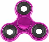 Spinners Hand Spinner Metalic Roze