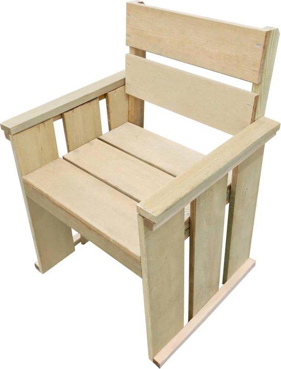 | Tuinstoel (Incl LW Fleece deken) Tuin stoelen