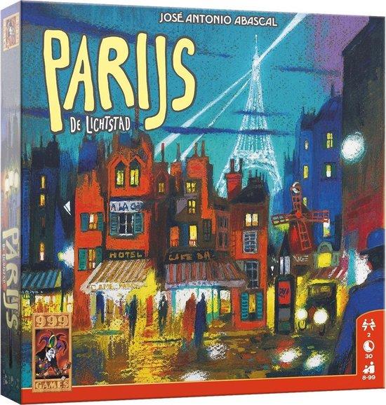 Afbeelding van het spel Parijs Bordspel
